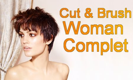 Cut & Brush Woman Complet